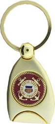 US Coast Guard Service Key Rings